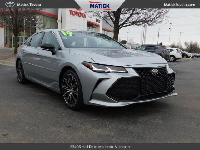 Certified Pre-Owned 2019 Toyota Avalon Touring
