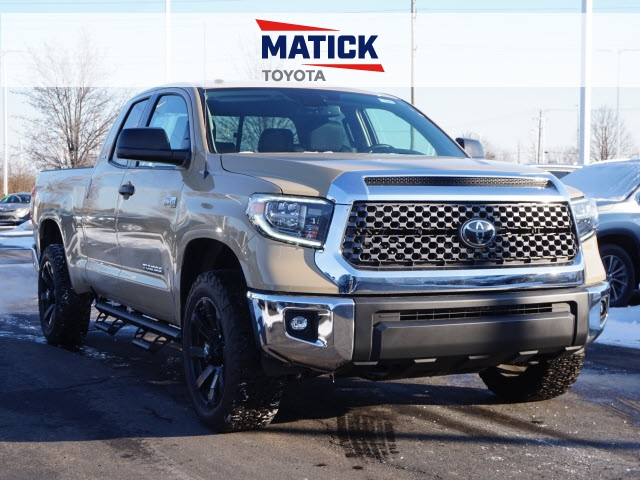 New 2018 Toyota Tundra Sr5 4d Double Cab Near Mt Clemens