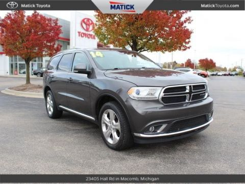 Pre-Owned 2014 Dodge Durango Limited AWD 4D Sport Utility