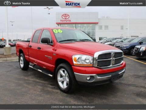 2006 Dodge Ram 1500 Big Horn