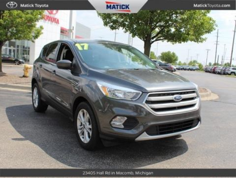 Pre-Owned 2017 Ford Escape SE FWD 4D Sport Utility