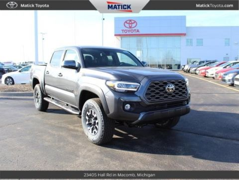 New 2020 Toyota Tacoma TRD Off Road Double Cab 5' Bed V6 AT (Natl) 4D Double Cab