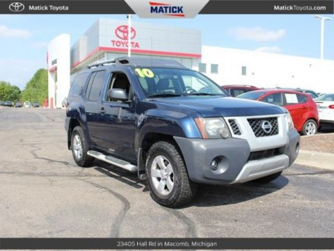 Pre-Owned 2010 Nissan Xterra Off-Road 4D Sport Utility 4WD