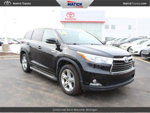 Pre-Owned 2014 Toyota Highlander Hybrid Limited AWD 4D Sport Utility