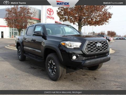 New 2020 Toyota Tacoma TRD Off Road Double Cab 5' Bed V6 MT (Natl) 4D Double Cab