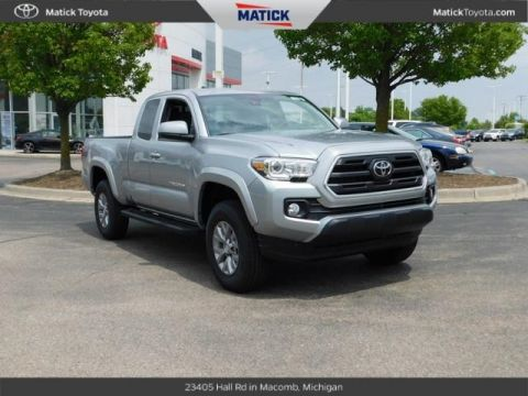 New 2019 Toyota Tacoma SR5 Access Cab 6' Bed V6 AT (Natl) 4D Access Cab