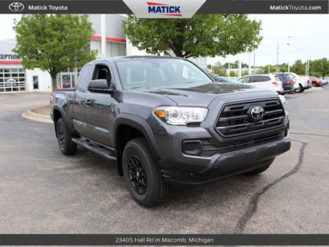 New 2019 Toyota Tacoma SR Access Cab 6' Bed V6 AT (Natl) 4D Access Cab