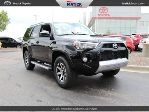 New 2019 Toyota 4Runner TRD Off-Road 4D Sport Utility 4WD