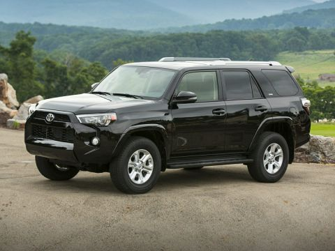 New 2020 Toyota 4Runner SR5 Premium 4D Sport Utility With Navigation & 4WD