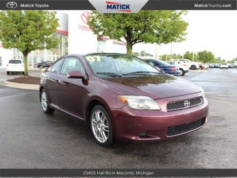 Pre-Owned 2007 Scion tC Base FWD 2D Coupe